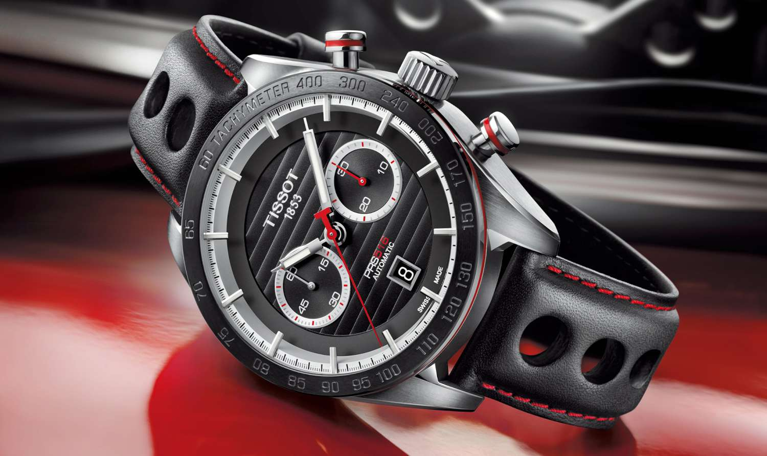 racing auto reservoir monochrome car watches baselworld gt from inspired tour supercharged