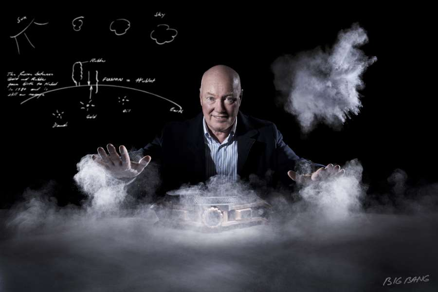 Jean-Claude Biver and the creation of the Big Bang @FredMerz-900