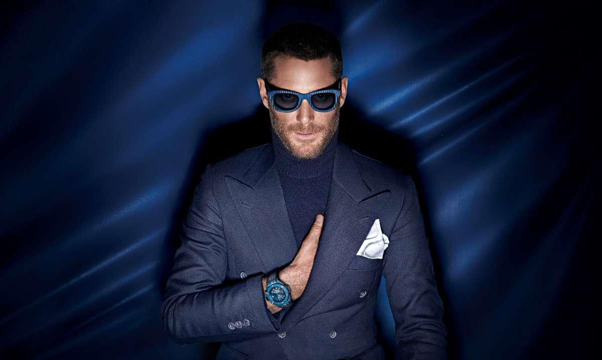 Hublot buy a watch get a pair of sunglasses free time for Lapo elkann glasses