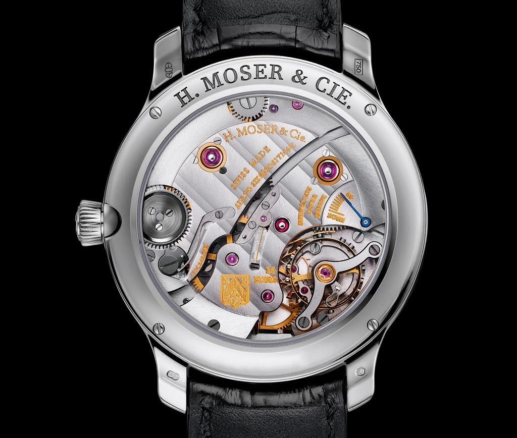 H. Moser Concept Watch