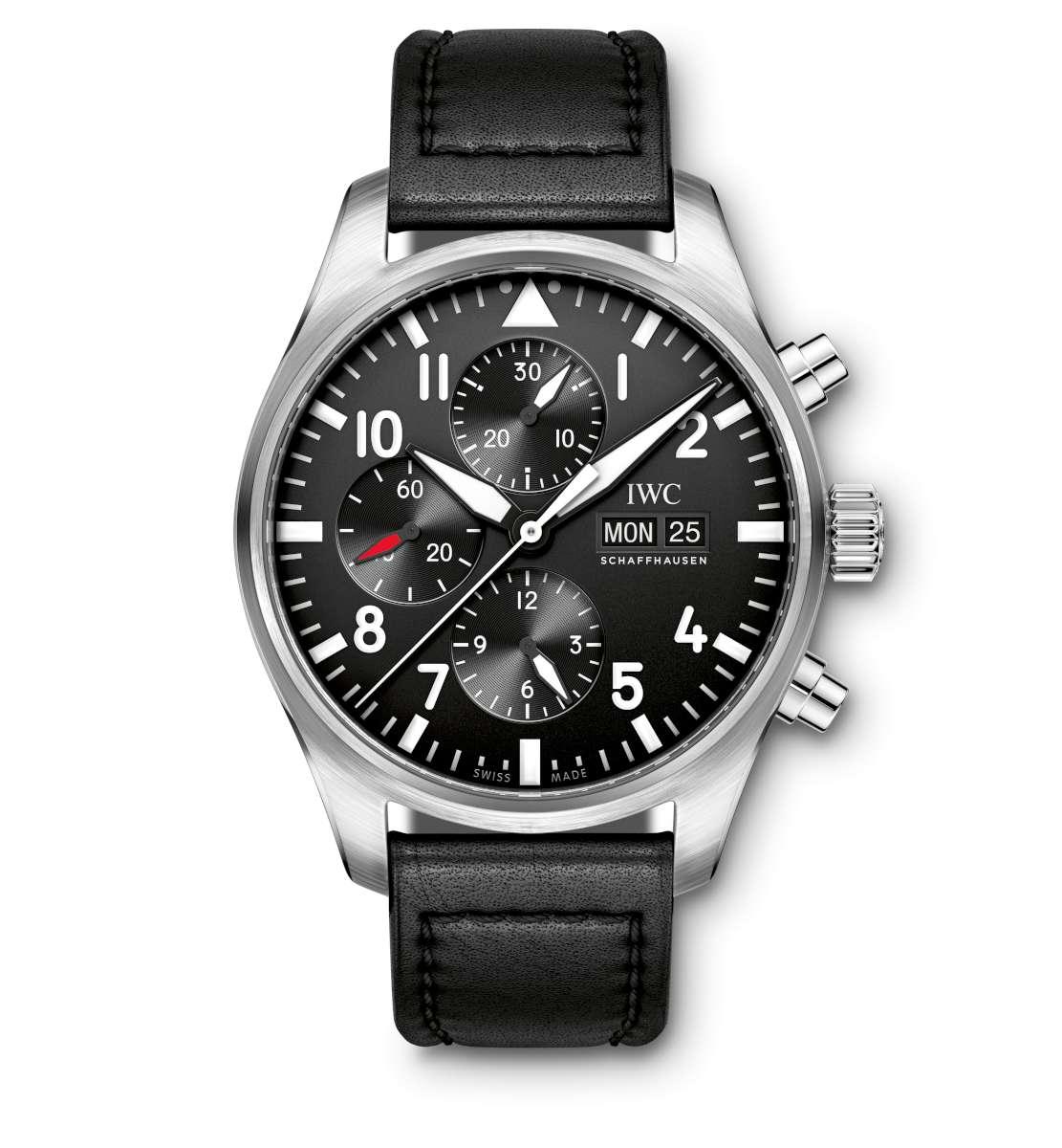 IWC Pilot's Watch Chronograph IW377709
