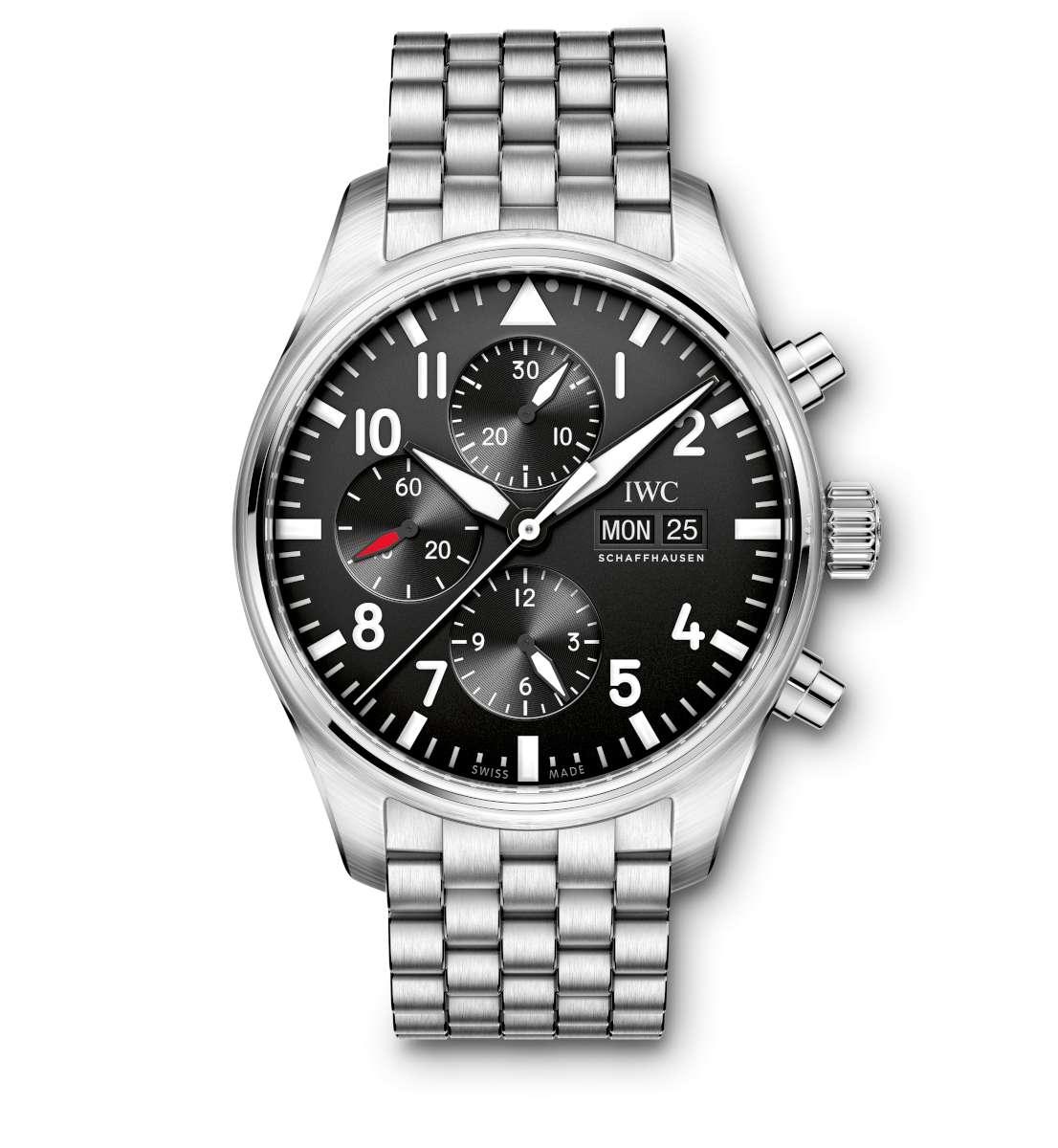 IWC Pilot's Watch Chronograph IW377710