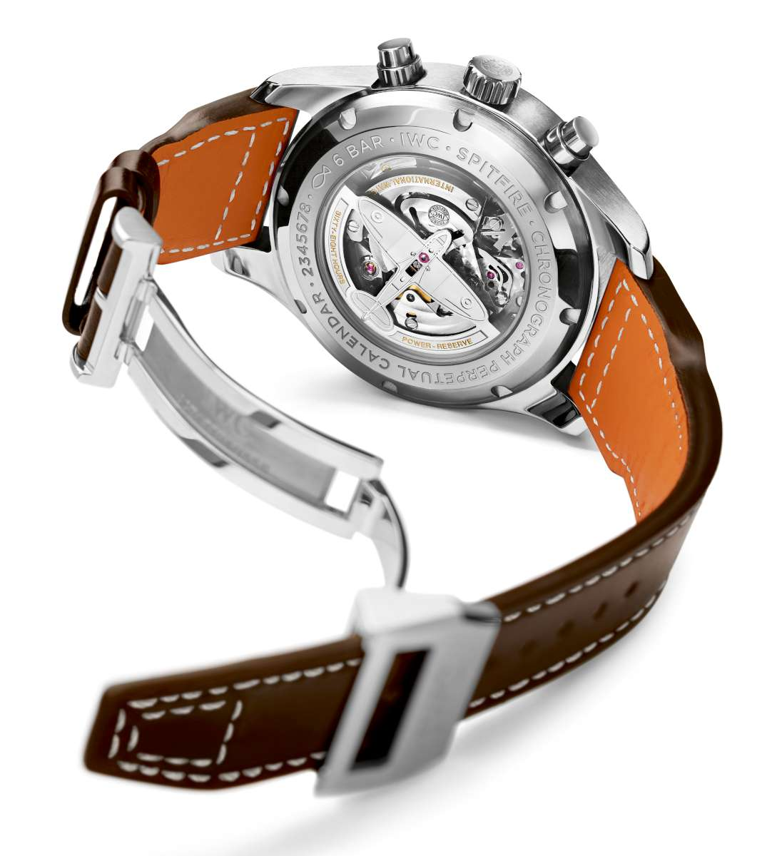 Iwc Pilot S Watch Perpetual Calendar Digital Date Month