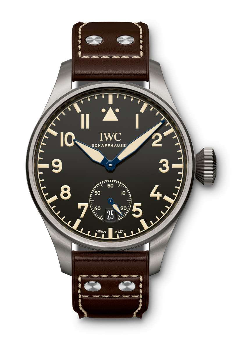 Two New Pilot S Watches By Iwc Schaffhausen Time Transformed