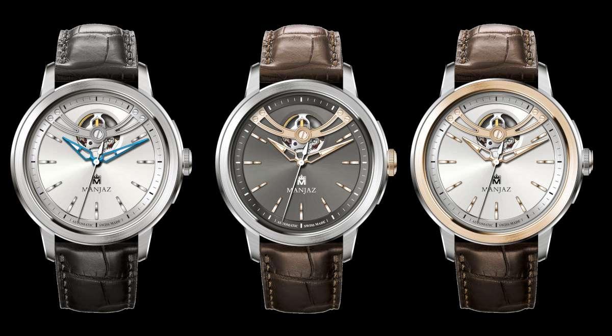 Manjaz Dev Open Heart 3 watches-1200