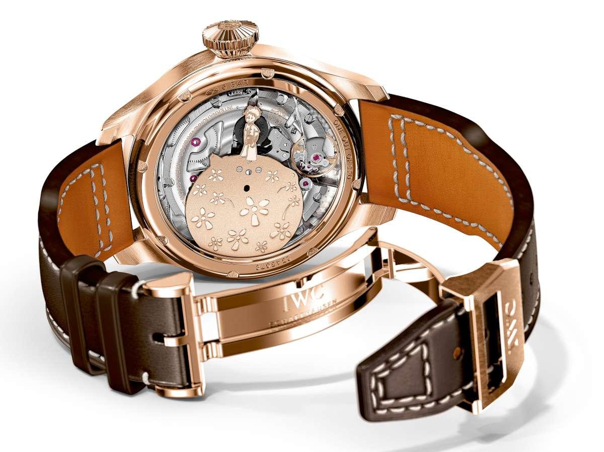 IWC Big Pilot's Watch Annual Calendar Edition Le Petit Prince IW502701