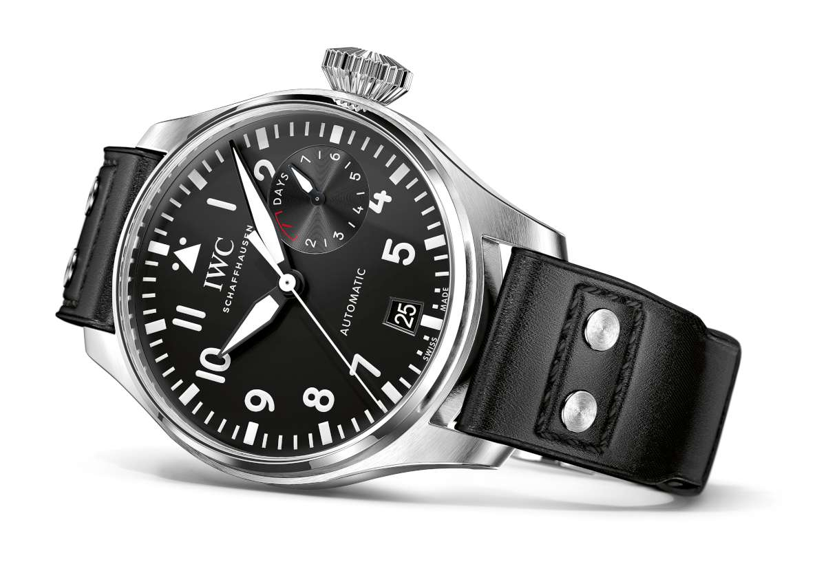 IWC Big Pilot's Watch IW500912