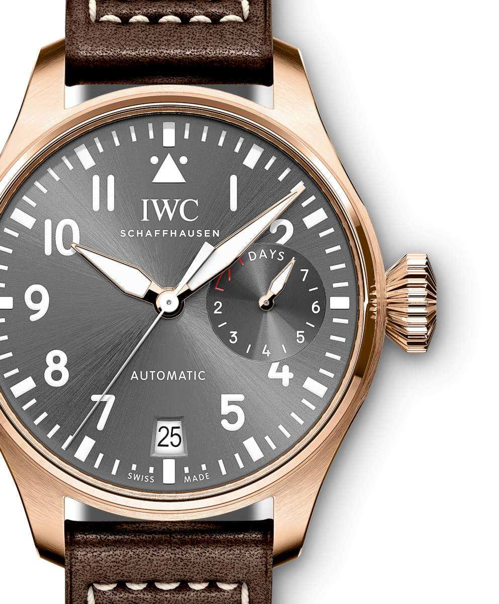 Iwc Big Pilot S Watch Spitfire Iw500917 Time Transformed