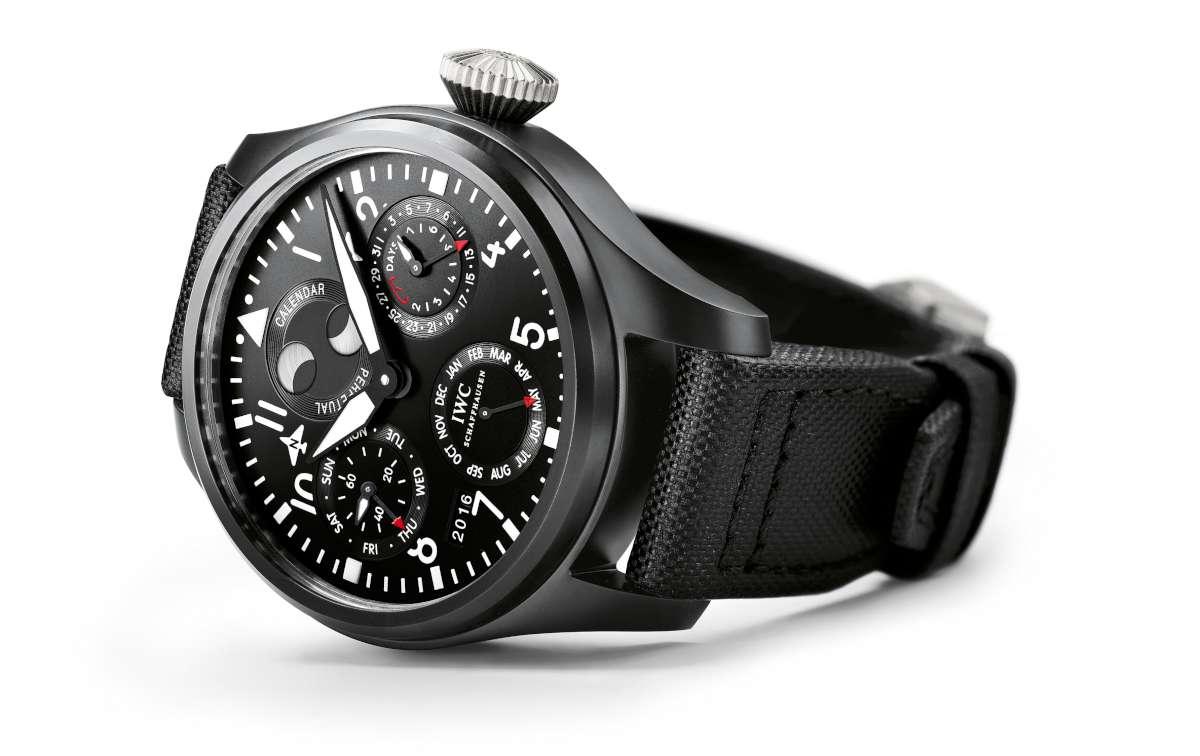 IWC Big Pilot's Watch Perpetual Calendar Top Gun IW502902