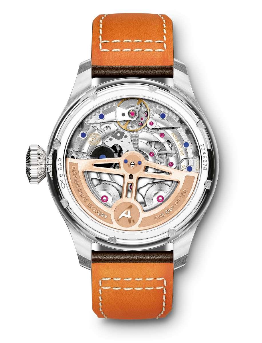 IWC Big Pilot's Watch Perpetual Calendar Edition Antoine de Saint Exupéry IW503801