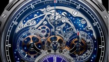 Louis Moinet Memoris 200th anniversary limited edition