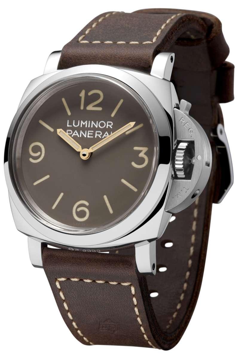 Panerai Luminor 1950 3 Days Acciaio 47 mm PAM00663