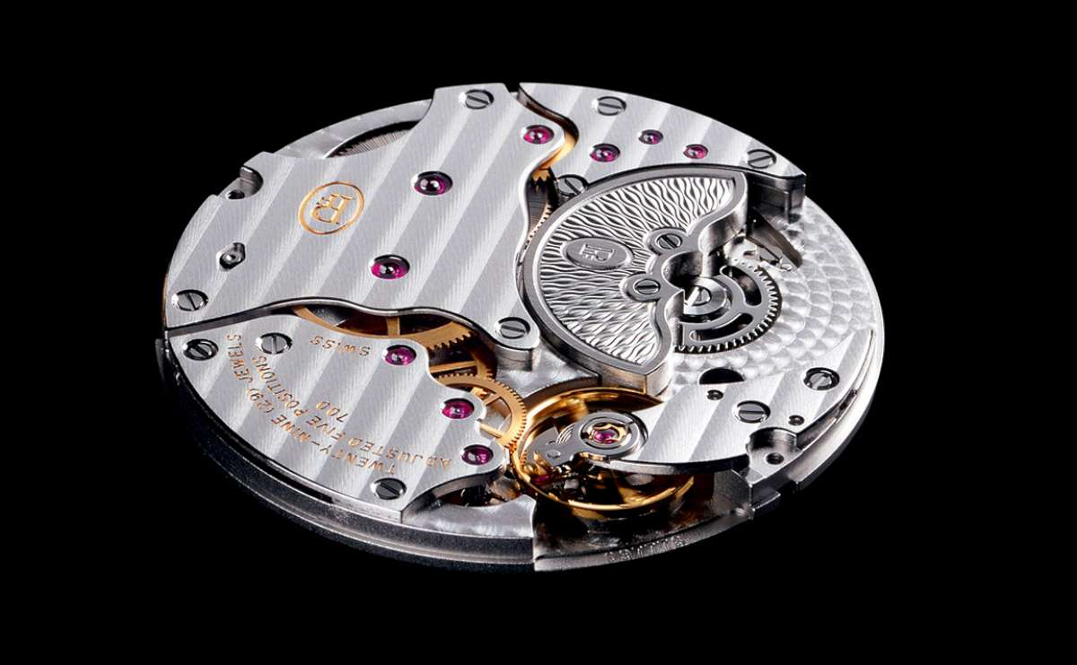 Parmigiani Fleurier PF701 movement