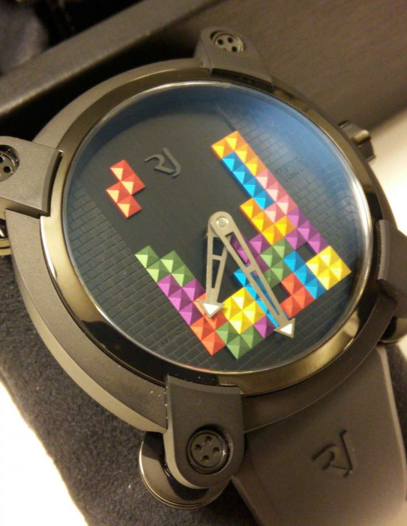 Romain Jerome Tetris DNA
