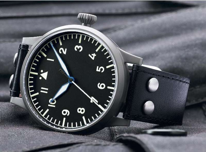 Laco Pilot Watch Type A Mini-Replica
