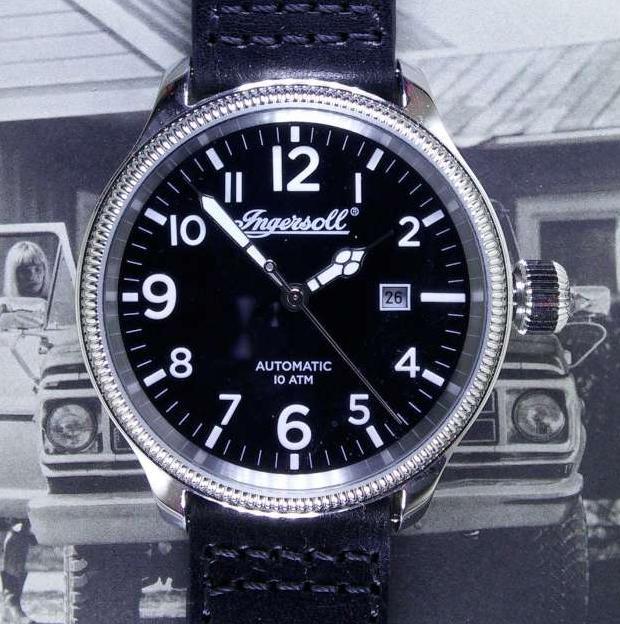 Ingersoll New Haven pilot's watch