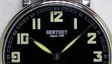 Berthet Heritage watch