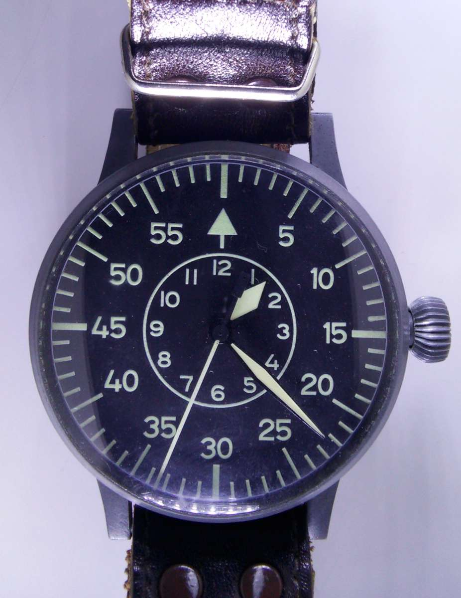 big observation watch itm force watches air military aviator aviation b
