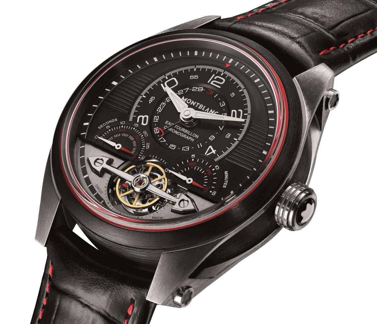 Montblanc TimeWalker ExoTourbillon Minute Chronograph