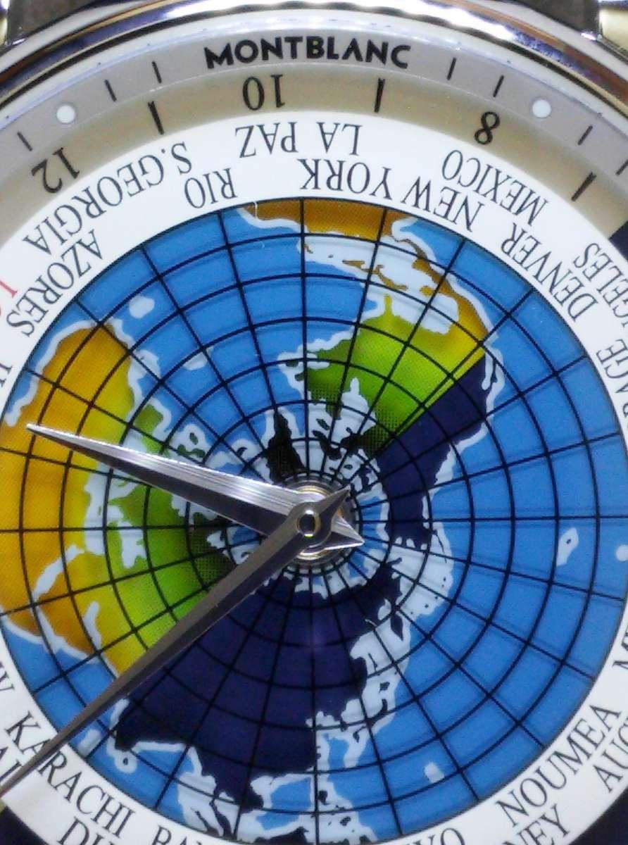 Montblanc 4810 Orbis Terrarum, reference 115071