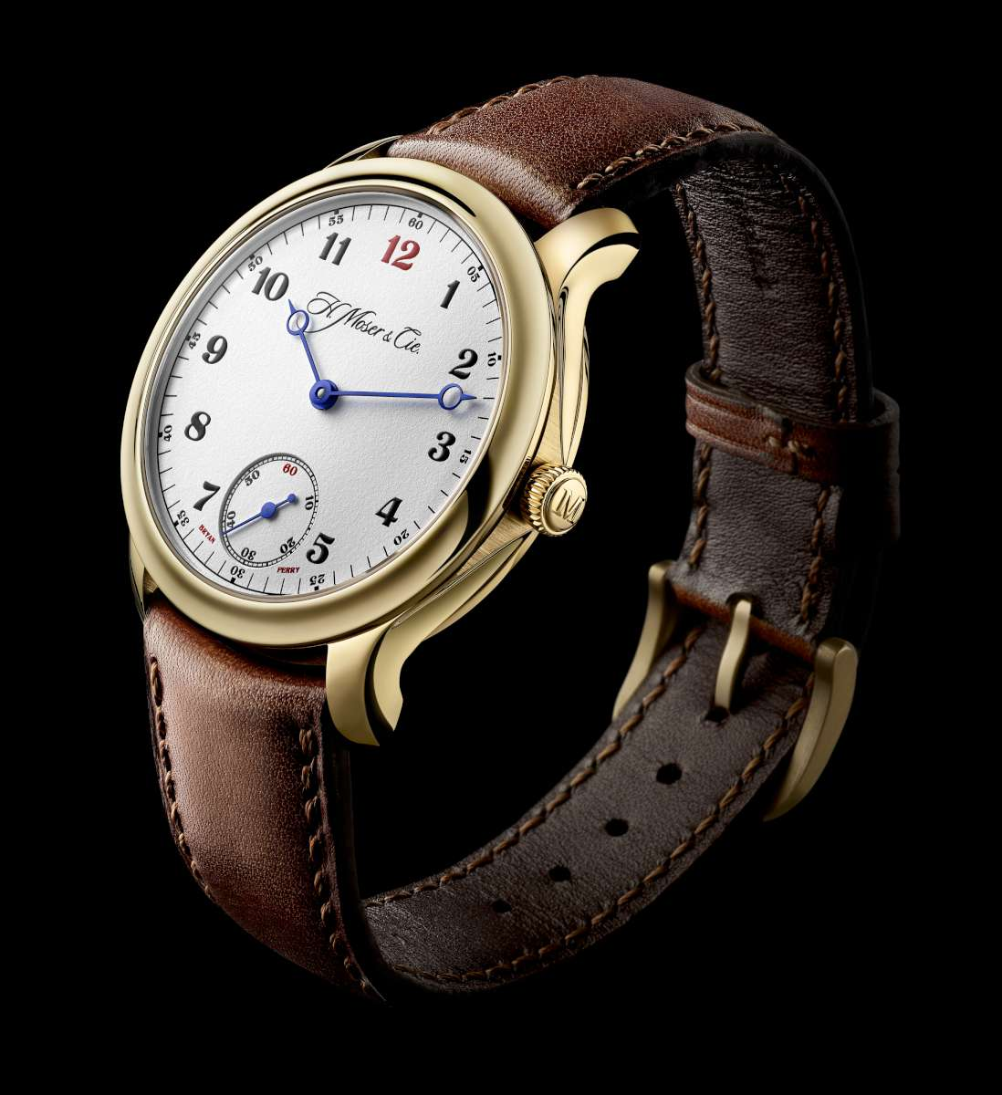 H. Moser & Cie Endeavour Small Seconds Bryan Ferry