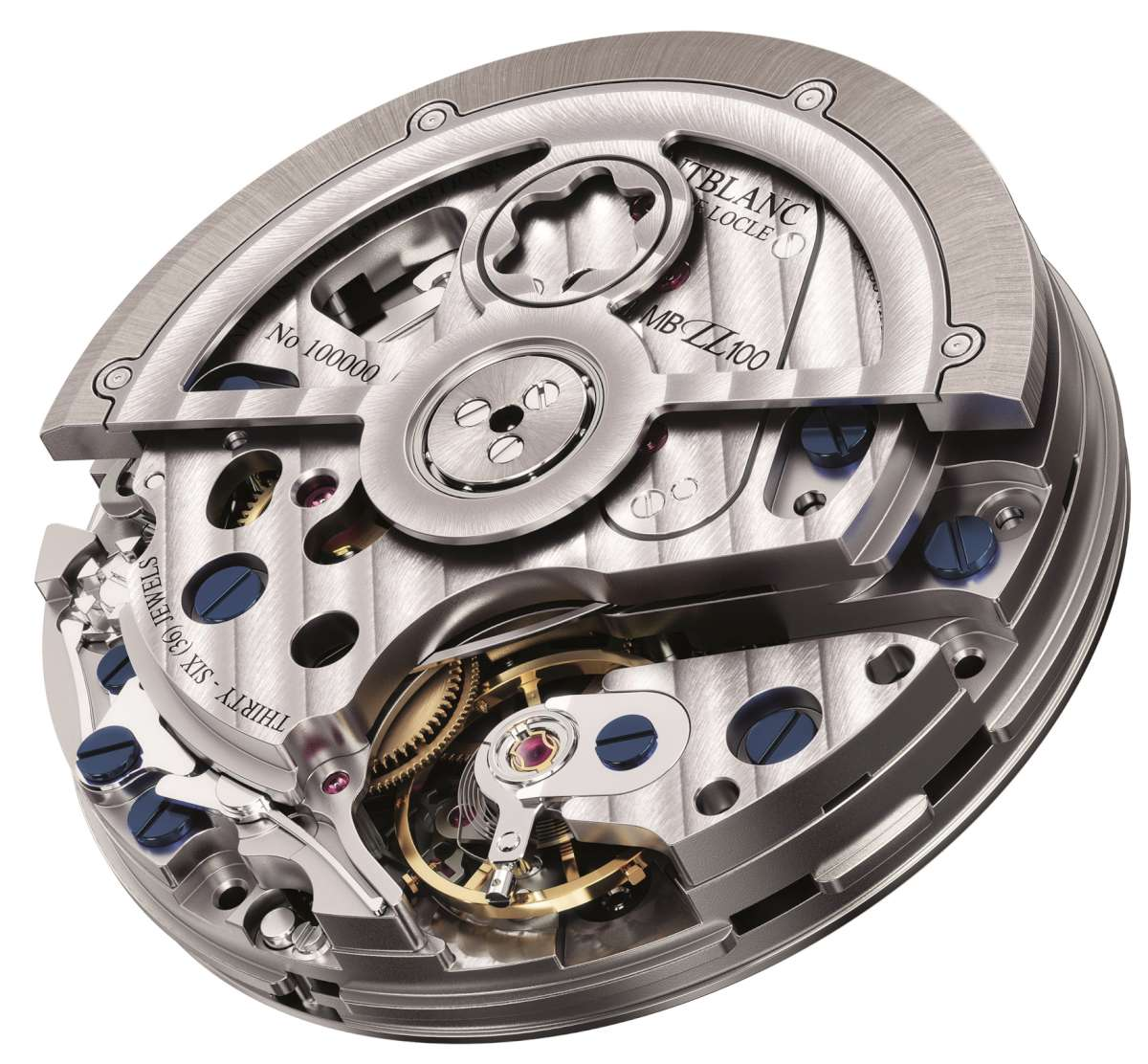 Montblanc MB LL100 movement