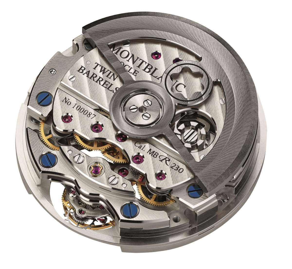 Montblanc MB R230 movement