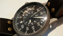 Laco Aviator Observation Watch