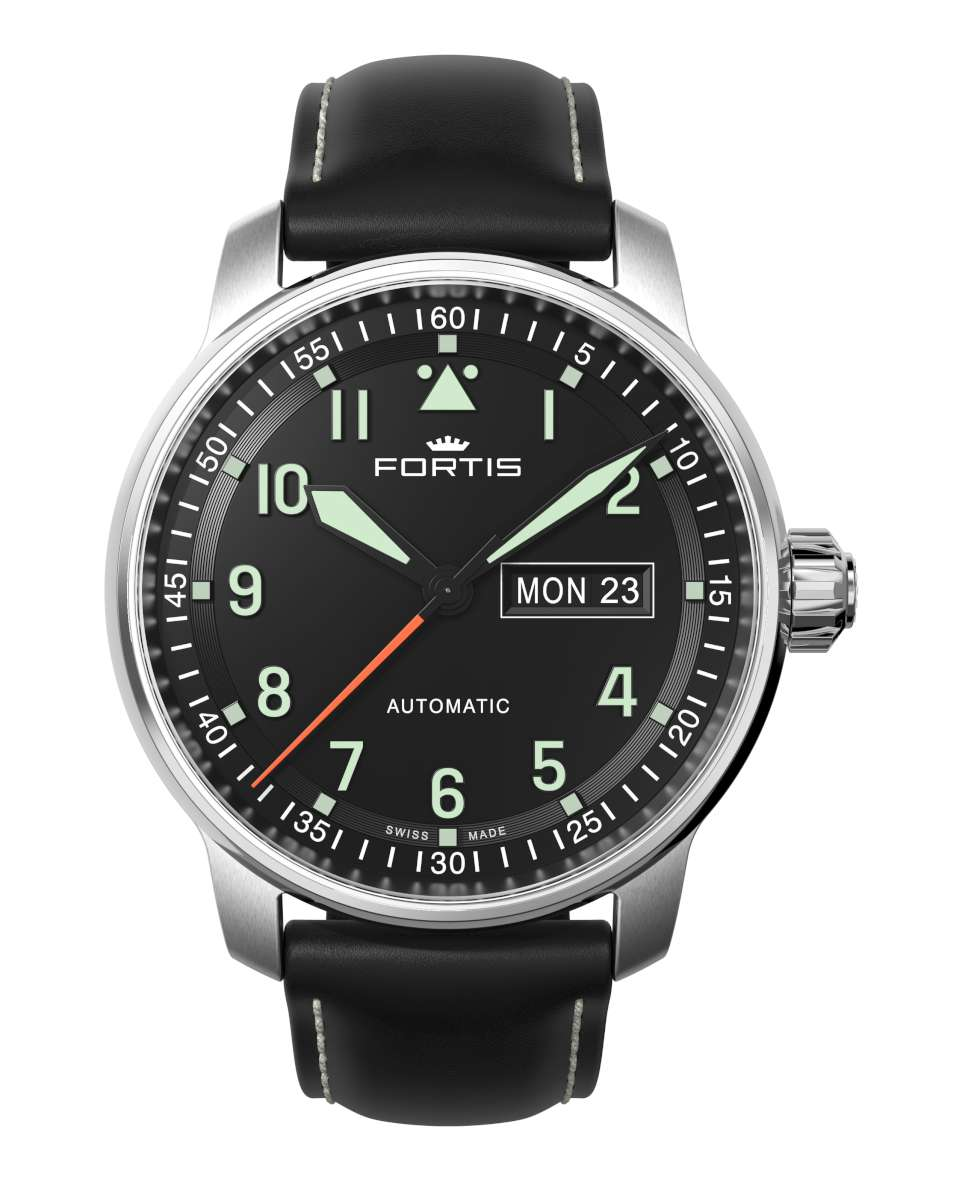 Fortis Flieger Professional reference 704.21.11