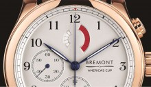 Bremont Regatta AC rose gold