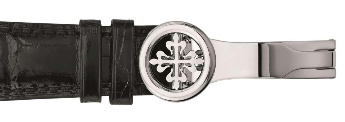 Patek Philippe World Time watch Ref. 5230 clasp