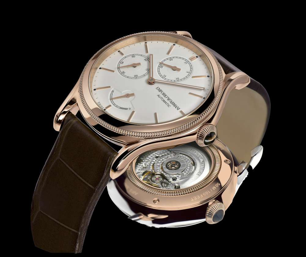 Emporio Armani Swiss Made ARS3200 Limited Edition