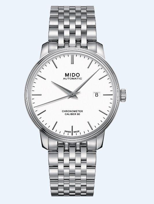 Mido Baroncelli Calibre 80 Chronometer Si
