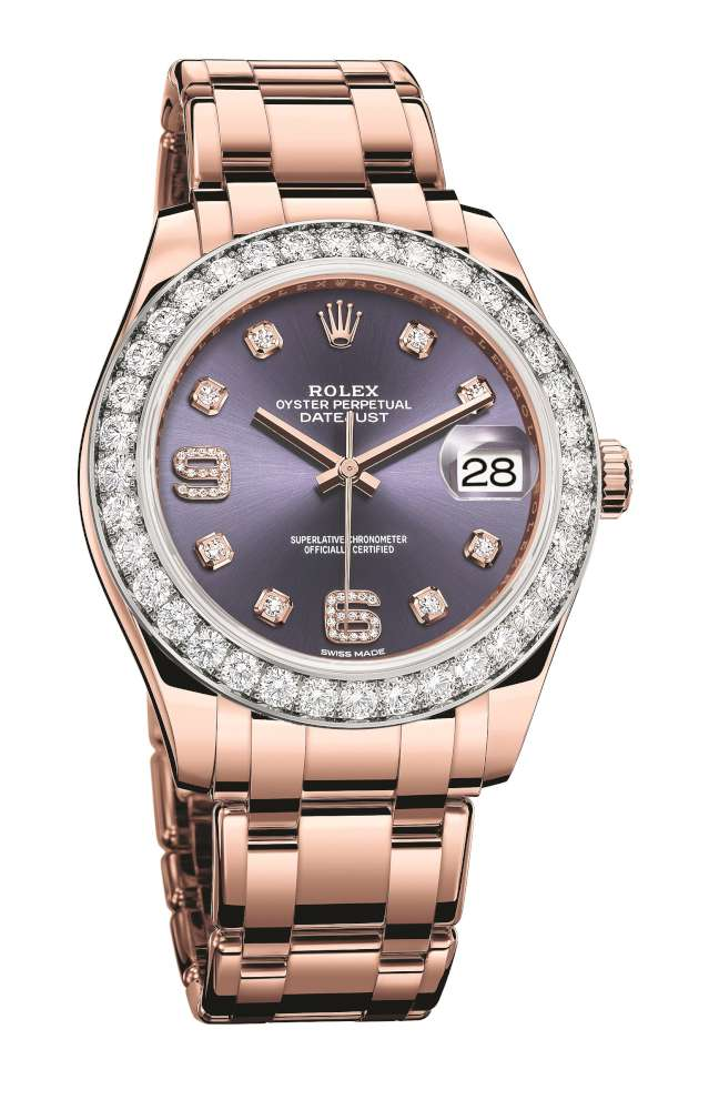 Rolex Oyster Perpetual Pearlmaster 39