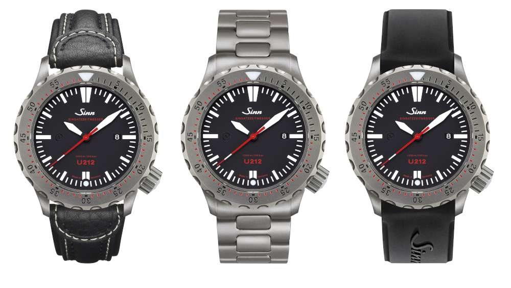 Sinn U212 diving watch