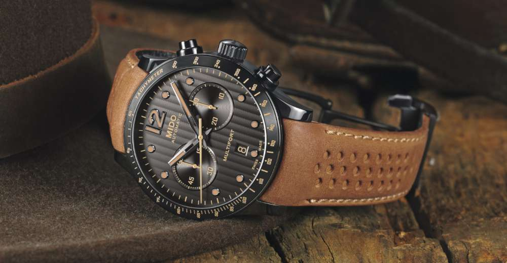 pin multifort horologer chronograph adventure master watches mido