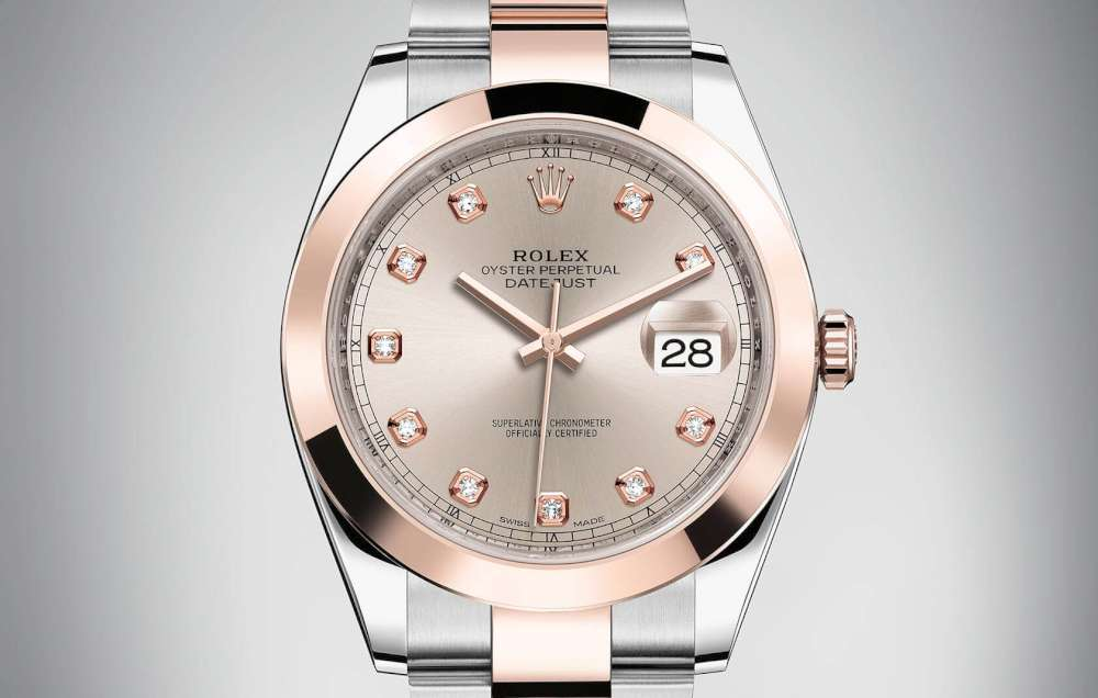 Rolex Datejust 41, reference 126301-0007