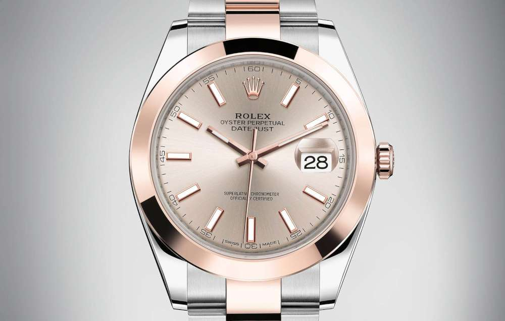 Rolex Datejust 41, reference 126301-0009