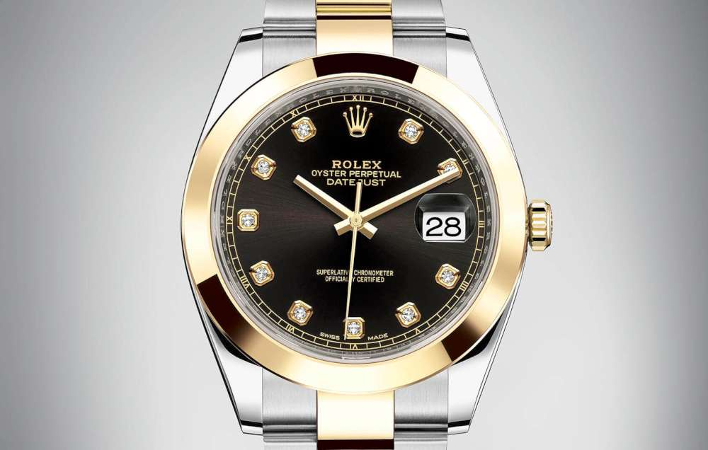 Rolex Datejust 41, reference 126331-0005