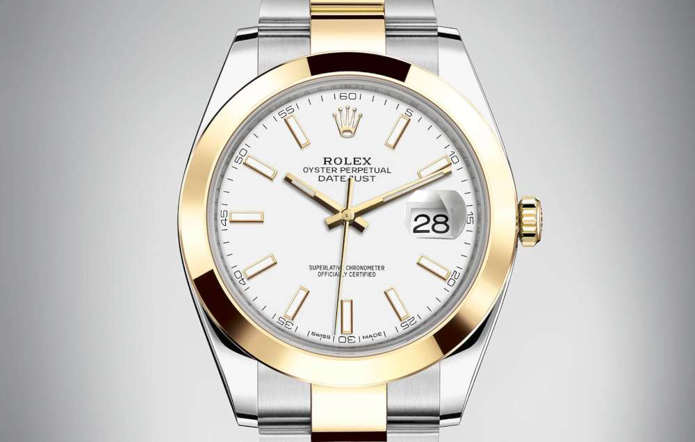 Rolex Datejust 41, reference 126331-0015