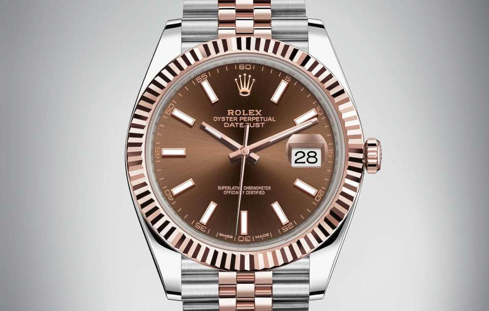 Rolex Datejust 41, reference 126331