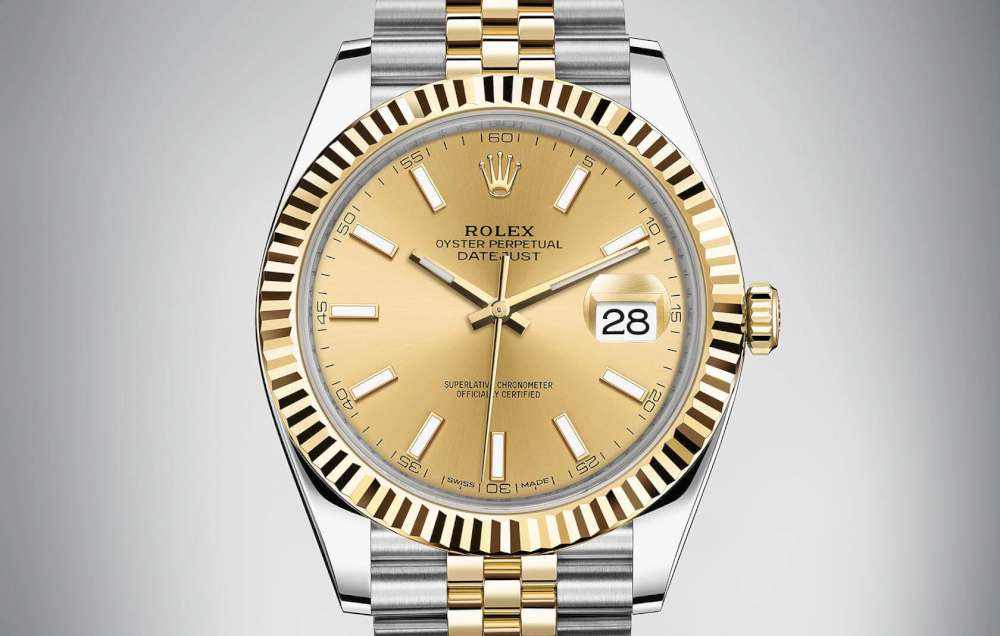 Rolex Datejust 41, reference 126333
