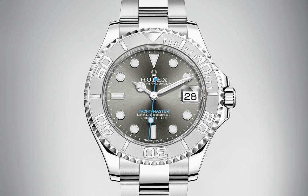 Rolex Yacht-Master, 37 mm, reference 268622