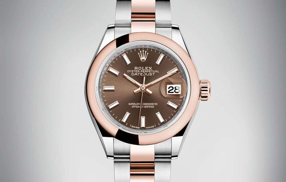 Rolex Lady-Datejust 28, reference 279161