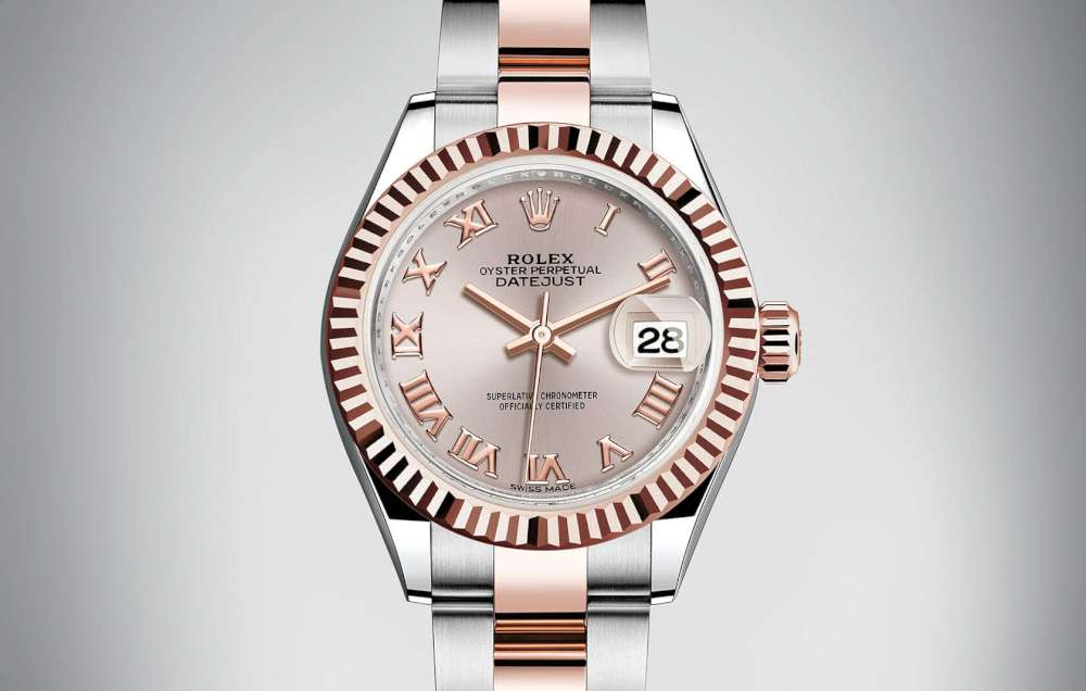 Rolex Lady-Datejust 28, reference 279171