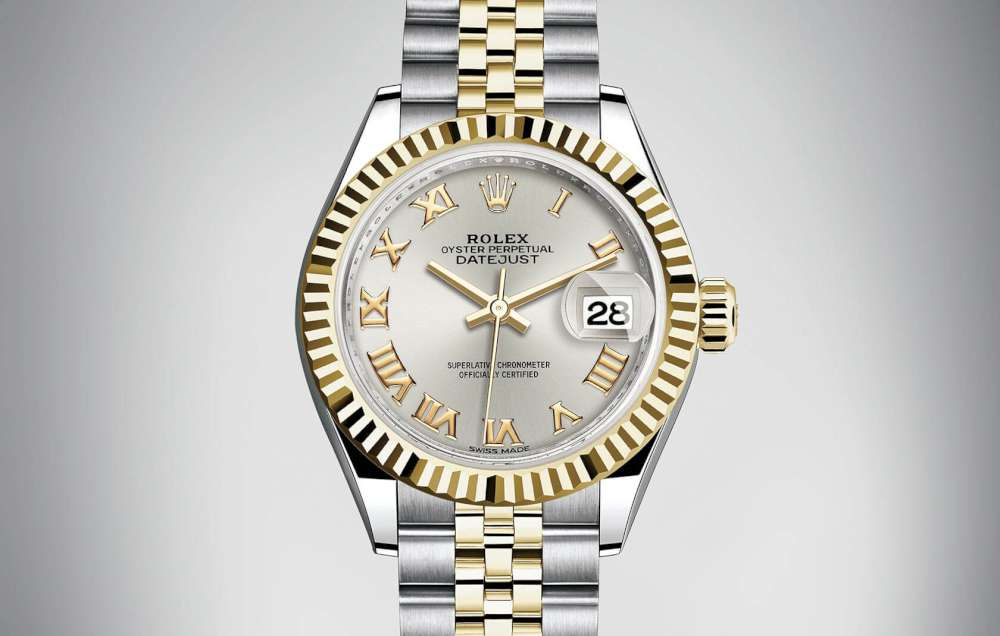 Rolex Lady-Datejust 28, reference 279173
