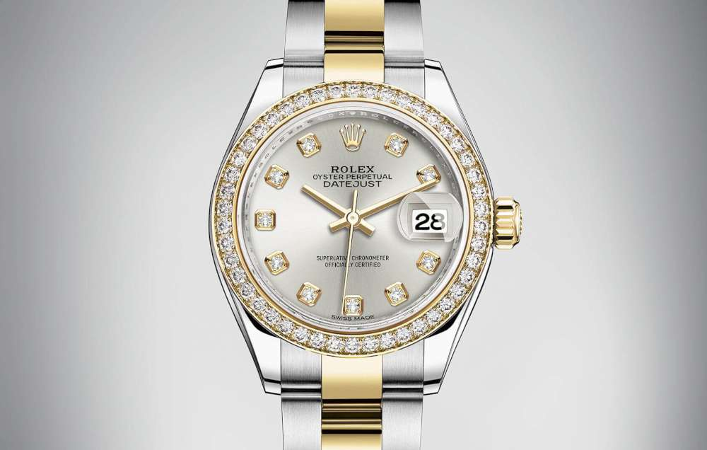 Rolex Lady-Datejust 28, reference 279383