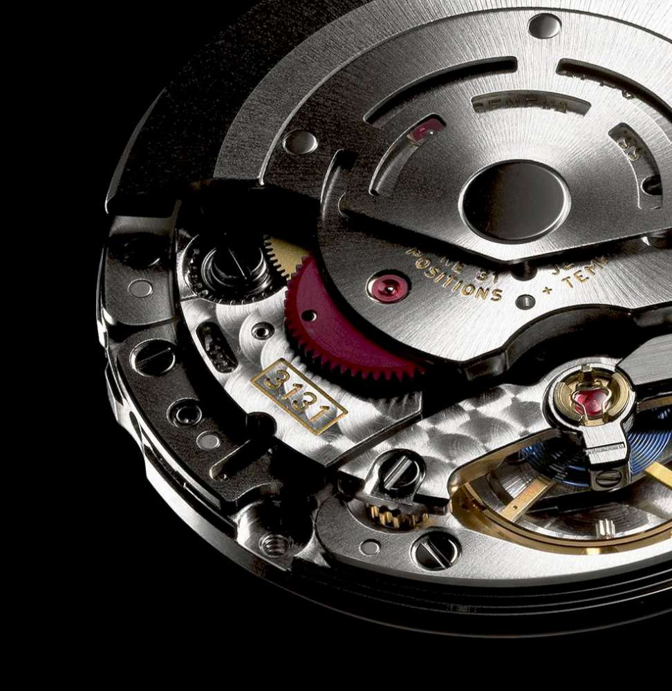 Rolex Oyster Perpetual Air-King, calibre 3131 movement