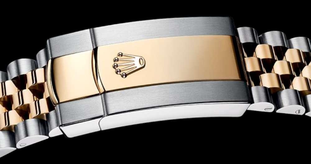 Rolex Jubilee bracelet, clasp