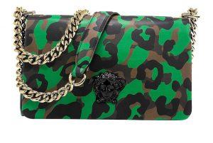 Versace Camo bag